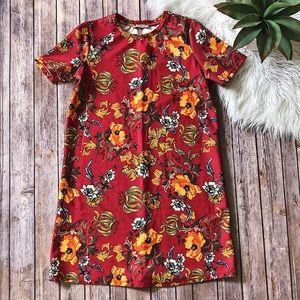 ZARA A/W 17-18 Shift Dress
